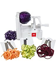 Paderno World Cuisine Spiralizer