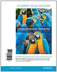 organizational behavior stephen p robbins 14 e case Robbins, stephen p, organizational behavior : concepts, controversies,  chapter 14 work design 1090 chapter 15 human resource policies and practices 1169 chapter 16 organizational culture 1261  organizational behavior 63 counterpoint the case for a psychological.