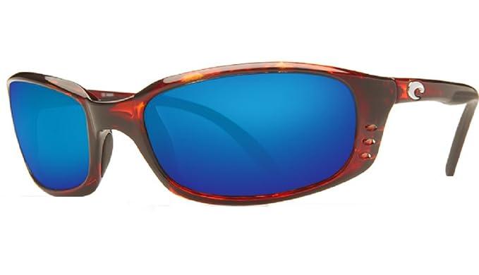 8ed4fa4952 Amazon.com  Costa Del Mar Brine 580G Tortoise Blue Polarized ...