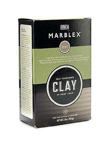 Marblex Self Hardening Clay - 8