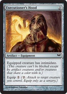 Magic: the Gathering - Executioner's Hood (148) - Dark Ascension - Foil]()