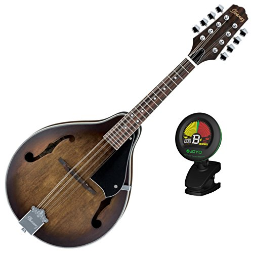 Ibanez M510OVS A Style Mandolin Open Pore Vintage Sunburst, used for sale  Delivered anywhere in USA