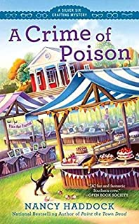 Book Cover: A Crime of Poison