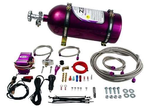 ZEX 82034 Nitrous System for Ford Mustang GT