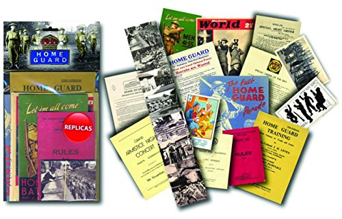 - Resources For Teaching The Home Guard: World War 2 Replica Memorabilia Pack