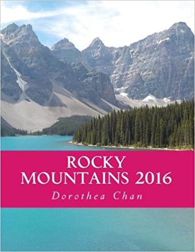 Rocky Mountains 2016: Fotos meiner Ausflüge nach Lake Louise, Moraine Lake und Banff!