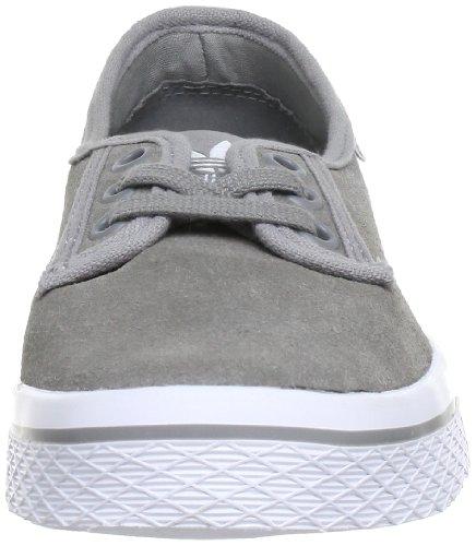 Q35420 White Ftw Grey Sneaker Adidas Grigio Originals Plimsole Rock Running W grey S12 Honey grau Donna nqI6qU