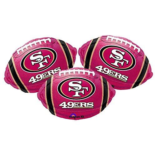 San Francisco 49ers Football Party Decoration 18