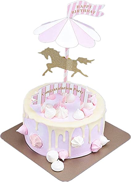 Carousel Horses For Cake Decorations  from images-na.ssl-images-amazon.com
