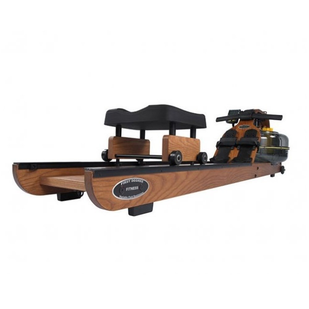 First Degree Fitness Indoor Rower, Viking 3 AR – American Ash – Horizontal Series