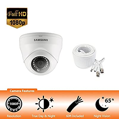 SDC-9443DF - Samsung Wisenet Weather Resistant 1080P High Definition Dome Camera from Samsung Wisenet