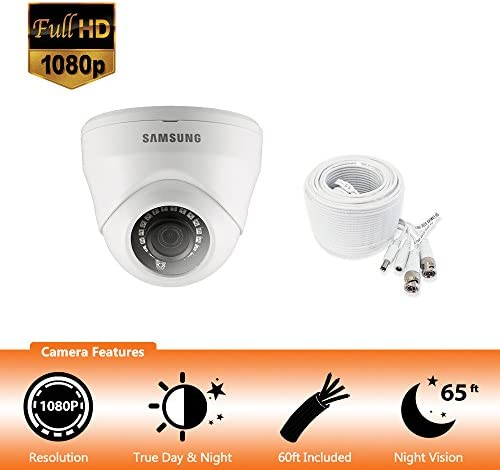SDC-9443DF – Samsung Wisenet Weather Resistant 1080P High Definition Dome Camera