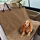 Homdox Extra Large Original WaterProof Pet Seat Cover for Cars,WaterProof & Hammock Convertible