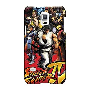 High Quality Mobile Covers For Samsung Galaxy S5 Mini With Allow Personal Design Fashion Final Street Fighter Game Hd Pictures ErleneRobinson