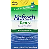 REFRESH TEARS 2X15ML