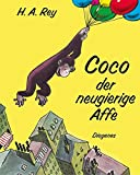 img - for Coco der neugierige Affe. book / textbook / text book