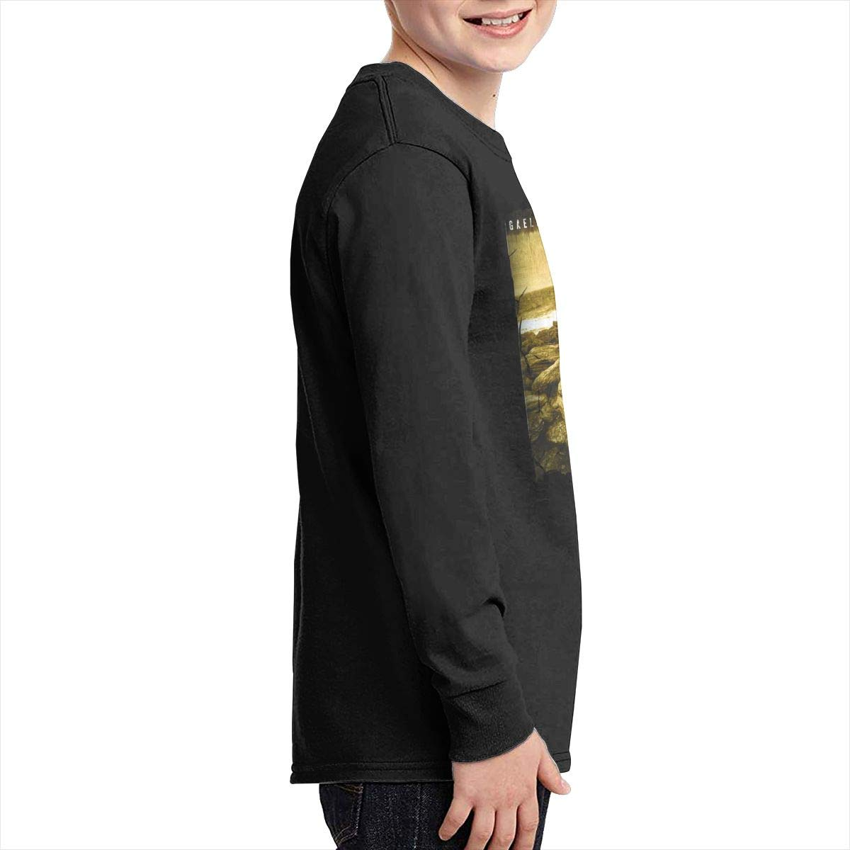 MichaelHazzard Gaelic Storm Youth Wearable Long Sleeve Crewneck Tee T-Shirt for Boys and Girls