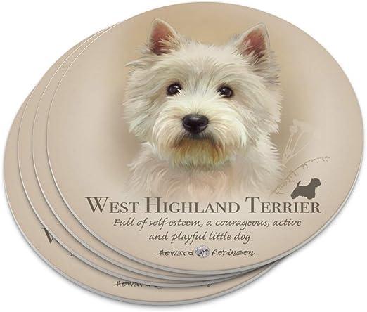 WESTIE WEST HIGHLAND DOG PUPPY PHOTO KEY RING KEY CHAIN  GIFT BOX BIRTHDAY PARTY