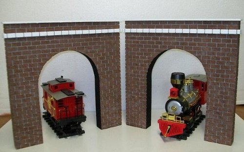 Model Railroad G Gauge Tunnel Portal - Set of 2 for sale  Delivered anywhere in USA