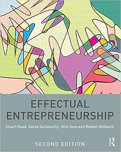 Effectual Entrepreneurship 2nd Edition Kindle