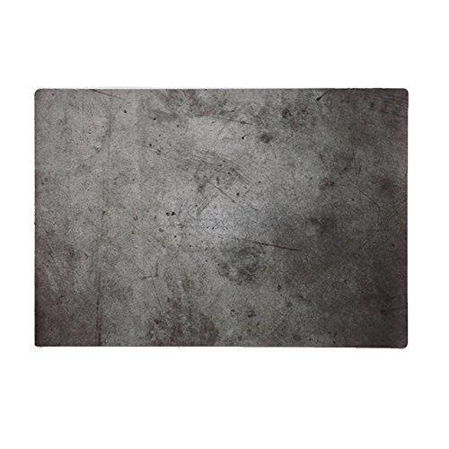 NessHome Neoprene NonSlip Multi Purpose Desk Pad 25quotx17quot Concrete
