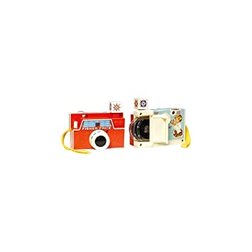 Amazon.es: FISHER Price APPKK01 - Cámara digital para niños (APPKK01) (versión en francés) - Cámara Vintage, Juguete A partir de 4 años