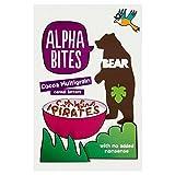 Bear Alpha Bites Cocoa Multigrain Cereal Letters (375g)