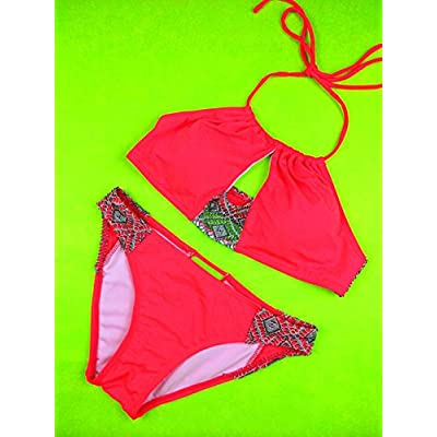 Maillot de bain bikini moderne et confortable _Split bikini bikini modernes et confortables, maillot de bain, maillot de bain tendance.