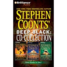 Stephen Coonts Deep Black CD Collection 2: Deep Black: Payback, Deep Black: Jihad, Deep Black: Conspiracy