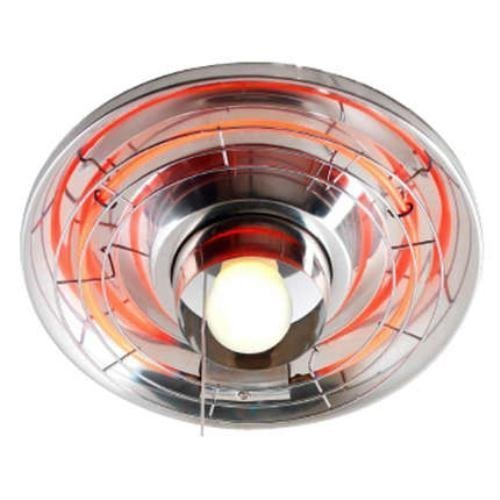 Beautiful Ceiling Mounted Heat + Light BATHROOM Heater 750 Watt: Amazon.co.uk: DIY U0026  Tools
