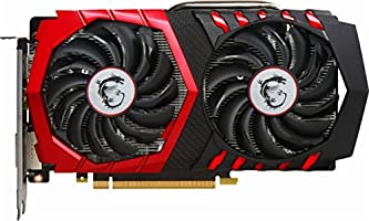 MSI - NVIDIA GeForce GTX 1050 Ti GAMING X BV 4GB GDDR5 PCI Express 3.0 Graphics Card
