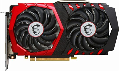 MSI - NVIDIA GeForce GTX 1050 Ti GAMING X BV 4GB GDDR5 PCI E