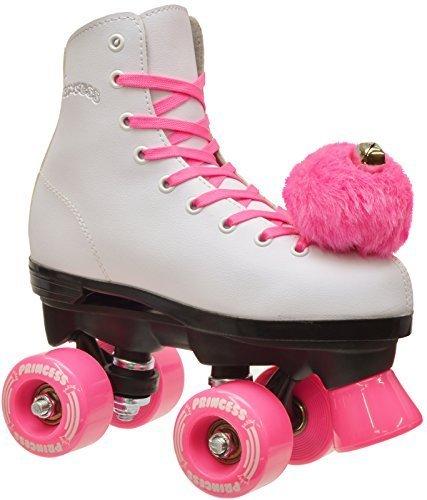 Epic Skates Epic Pink Princess Quad Roller Skates Kids 5
