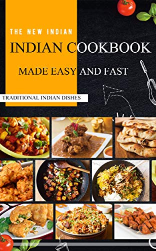 Indian Cookbook Easy : Cook Indian Traditional Dishes Made Easy and Fast Recipes for Beginners: Indian Under Pressure: Indian Food Recipes for Electric Pressure Cooker (Indian Cooking 1) by Maki Ori