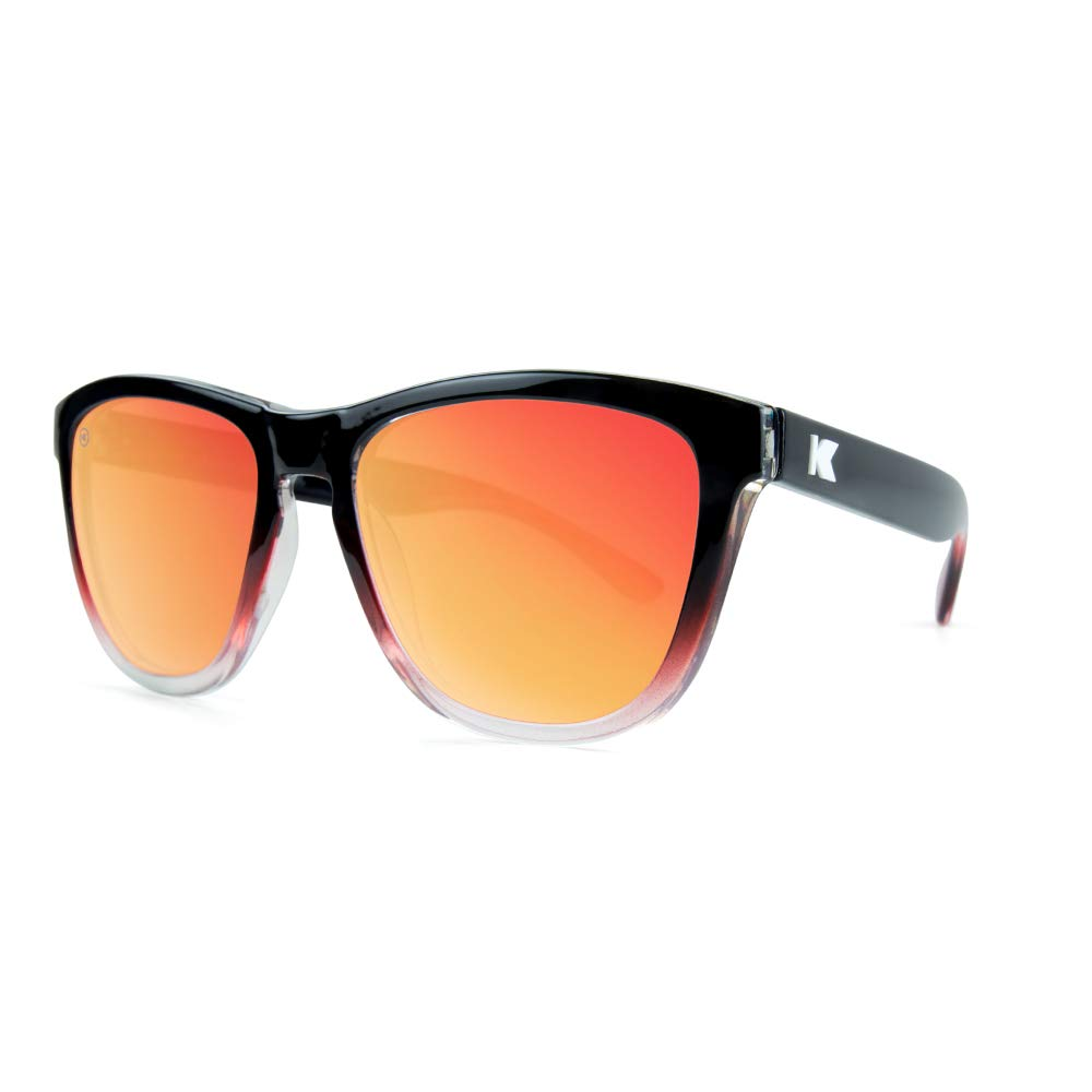 Knockaround Premiums Polarized Sunglasses For Men & Women, Full UV400 Protection