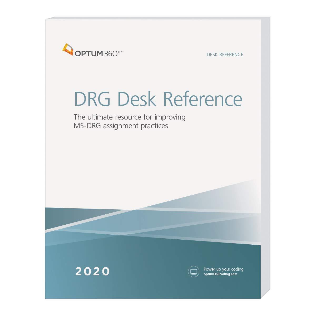 DRG Desk Reference 2020