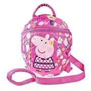 Peppa Pig Backpack With Reins Bags