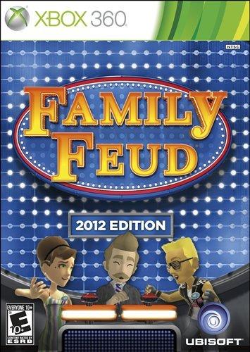 Family Feud 2012 - Xbox 360