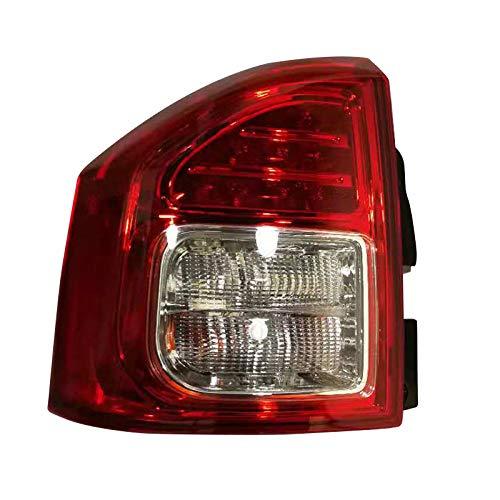 1x LED Round Reflectors Rear Tail Brake Stop Marker Light Truck Trailer Car 12V TOOGOO Red R