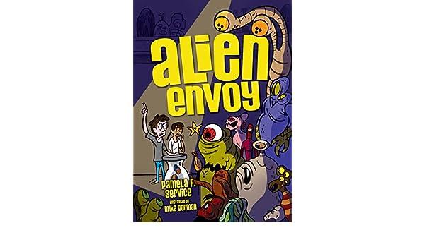 Alien Envoy (Alien Agent Book 6) (English Edition) eBook ...