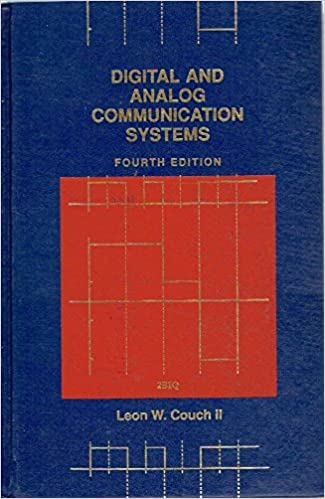 Digital and analog communication systems leon w couch digital and analog communication systems 4th edition fandeluxe Gallery
