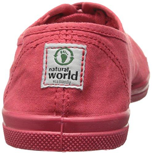 Red Ingles Natural Elastico World Flat Women's 6ncWf78