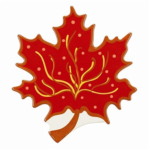 Coton Colors Red Leaf Big Attachment,