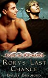 Bargain eBook - Rory s Last Chance