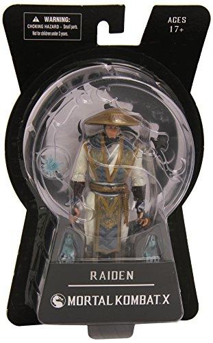 Mezco Toyz Mortal Kombat X: Raiden -