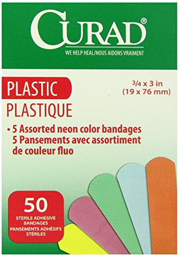 Medline Curad Adhesive Bandages Natural