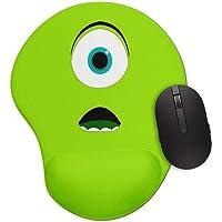 Mousepad Ergonômico Monstros S.a Mike