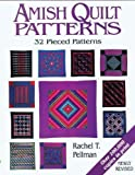 amish quilting books - Amish Quilt Patterns: 32 Pieced Patterns