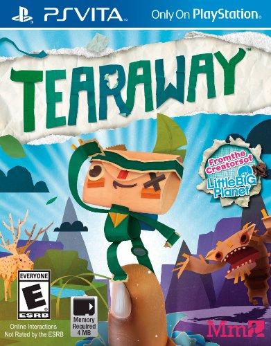 Tearaway on Adventure