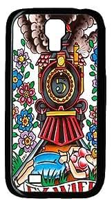 Ex Wife Custom Samsung Galaxy I9500/Samsung Galaxy S4 Case Cover Polycarbonate Black